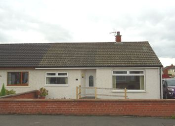 Thumbnail 2 bed bungalow for sale in 6 Moss Dale, Heathhall, Dumfries