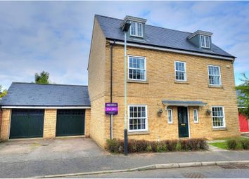 Thumbnail 5 bed detached house for sale in Hartbee Road, Norwich