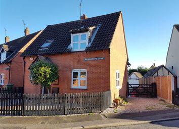 Thumbnail 3 bedroom detached house for sale in Bridgecote Lane, Basildon, Essex