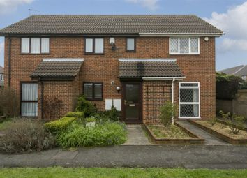 Thumbnail 2 bed terraced house for sale in Springett Close, Eccles, Aylesford