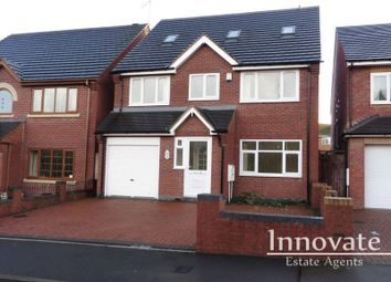Thumbnail 7 bed detached house for sale in Old Park Lane, Oldbury