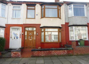 Thumbnail 3 bed terraced house for sale in Southdale Road, Rock Ferry, Birkenhead