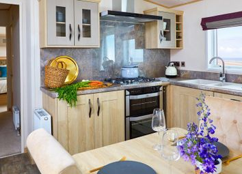 Thumbnail 2 bed lodge for sale in Crow Lane, Great Billing