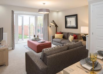 "Thumbnail 3 bedroom semi-detached house for sale in ""Padstow"" at Tiverton Road, Cullompton"
