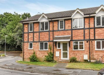 Thumbnail 2 bed terraced house for sale in Sandstone Close, Winnersh, Wokingham, Berkshire