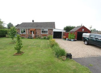 Thumbnail 3 bed detached bungalow for sale in Hagnaby Lane, Keal Cotes, Lincolnshire