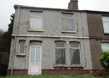 Thumbnail 3 bed semi-detached house for sale in Constant Road, Port Talbot, Neath Port Talbot.