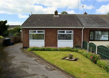 Thumbnail 2 bedroom semi-detached bungalow for sale in Meadow Place, Selby