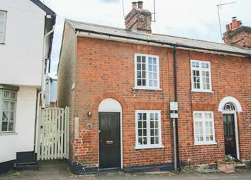 Thumbnail 2 bed end terrace house for sale in Castle Street, Saffron Walden