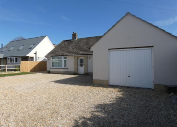 Thumbnail 3 bed detached bungalow for sale in Partway Lane, Hazelbury Bryan, Sturminster Newton