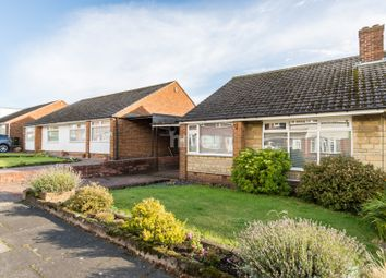 Thumbnail 2 bed semi-detached bungalow for sale in Bracknell Gardens, Chapel House, Newcastle Upon Tyne