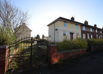 Thumbnail 3 bed end terrace house for sale in Welfare Road, Woodlands, Doncaster, South Yorkshire