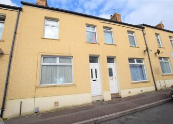 Thumbnail 3 bed terraced house for sale in Merthyr Street, Barry