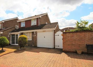 Thumbnail 3 bed link-detached house for sale in Greenacres Close, Farnborough, Orpington