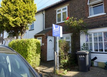 Thumbnail 2 bedroom terraced house to rent in Priory Road, Tonbridge
