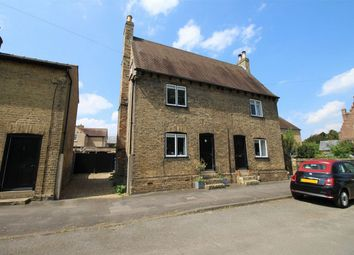 Thumbnail 2 bed cottage for sale in Stocks Terrace, High Street, Longstanton, Cambridge