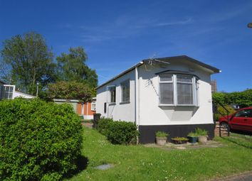 Thumbnail 1 bed mobile/park home for sale in Newton Road, Kingsteignton, Newton Abbot