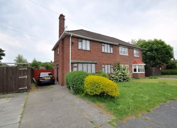 Thumbnail 3 bed semi-detached house for sale in Ravenhill Crescent, Moreton, Wirral