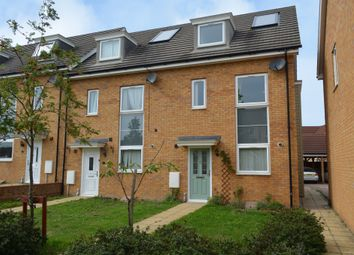 Thumbnail 4 bed end terrace house for sale in Helidor Walk, Sittingbourne