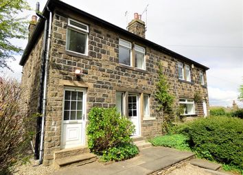 Thumbnail 2 bed flat for sale in Brigglands, Firth Lane, Wilsden