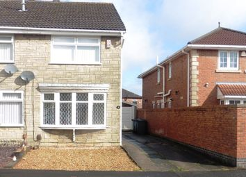 Thumbnail 2 bed terraced house to rent in Tansley Square, Wigan