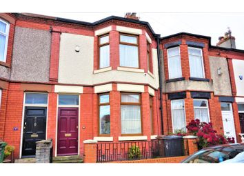 Thumbnail 3 bed terraced house for sale in Hatfield Road, Bootle