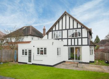 Thumbnail 4 bed detached house for sale in Malpas Drive, Pinner, Middlesex