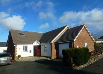 Thumbnail 3 bed detached bungalow for sale in 7 Heol Glasdir, Penparc, Cardigan, Ceredigion
