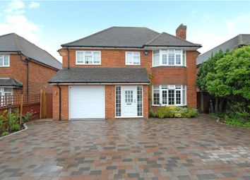 Thumbnail 4 bed detached house to rent in Holtspur Top Lane, Beaconsfield, Buckinghamshire