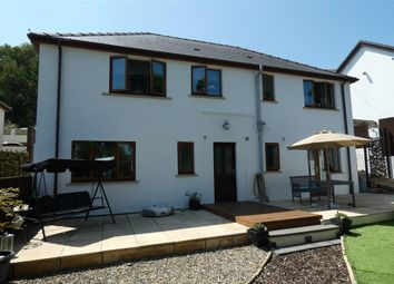 4 bed detached house for sale in St. Patricks Hill, Llanreath, Pembroke Dock SA72