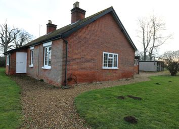 Thumbnail 4 bedroom detached bungalow to rent in Thelveton, Diss