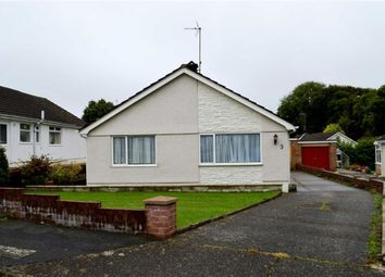 Thumbnail 3 bedroom detached bungalow for sale in Glenfield Close, Swansea
