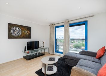 Thumbnail 1 bedroom flat for sale in Western Gateway, London