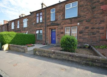 Thumbnail 1 bed flat for sale in Yorke Place, Kilmarnock