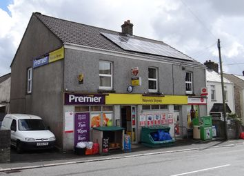Thumbnail Retail premises for sale in 31-33 Slades Road, St Austell, Cornwall