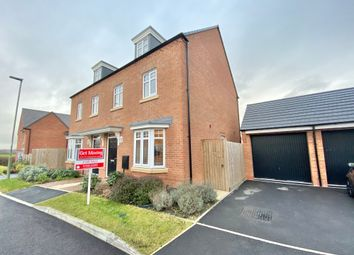 Thumbnail 3 bed semi-detached house for sale in Hazelnut Way, Whitchurch