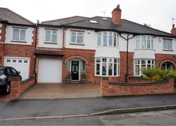 Thumbnail 5 bed semi-detached house for sale in Wentworth Road, Birmingham