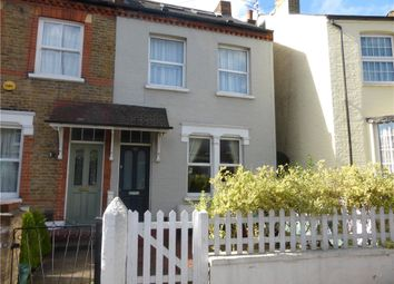 Thumbnail 3 bed end terrace house for sale in Newton Road, Isleworth