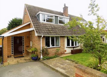 Thumbnail 4 bed semi-detached house for sale in Poplar Close, Haughton, Stafford