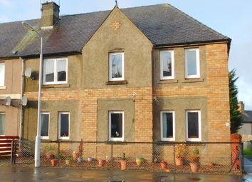 Thumbnail 3 bed flat for sale in Halkett Crescent, Dunfermline