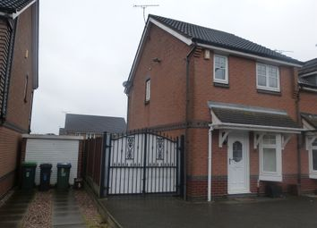 Thumbnail 2 bed semi-detached house for sale in Avery Myers Close, Oldbury