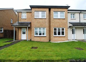 Thumbnail 3 bed end terrace house for sale in Ellerslie Road, Glasgow