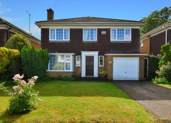 Thumbnail 4 bedroom detached house for sale in St. Lawrence Forstal, Canterbury