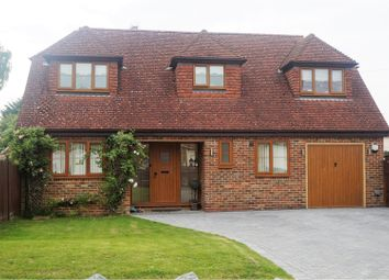 Thumbnail 3 bed detached house for sale in Vernon Close, Sevenoaks