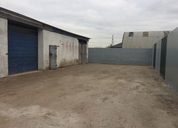 Thumbnail Light industrial for sale in Dock Road, Deeside, Clwyd