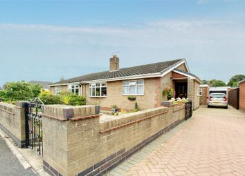 Thumbnail 2 bed bungalow for sale in Stephensons Walk, Cottingham, East Yorkshire