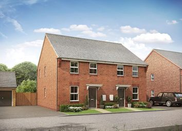 "Thumbnail 3 bedroom semi-detached house for sale in ""Ashurst"" at Westend, Stonehouse"