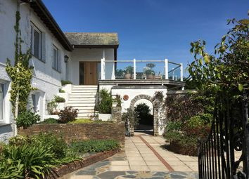 Thumbnail 5 bedroom detached house for sale in Polvarth Road, St. Mawes, Truro