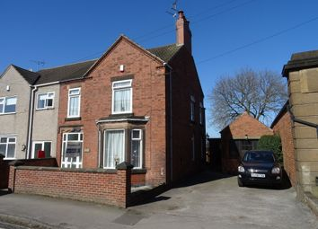 Thumbnail 5 bed semi-detached house for sale in Shirley Road, Ripley