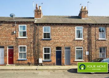 Thumbnail 2 bed terraced house for sale in Nelson Street, York